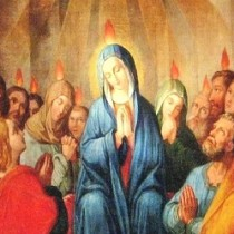 Feast of Mary Queen of Apostles and Pentecost