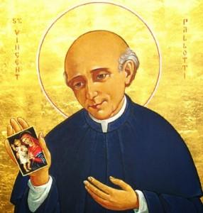 Icon Of St. Vincent Pallotti