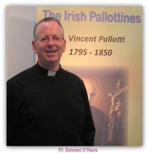 Fr. Emmet O'Hara sac