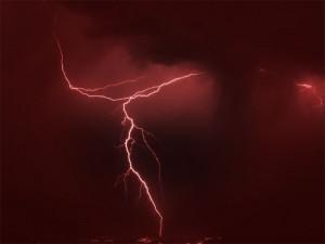 lightningred