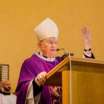 The homily of Archbishop Hoser (the Special Envoy of the Holy See) in Medjugorje, on April 1st, 2017