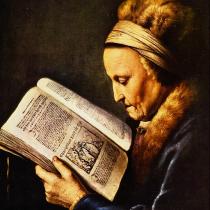 Mrs Rembrandt – Judith Lynch
