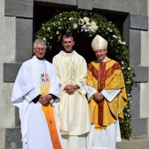 HOMILY OF NEWLY ORDAINED FR. LIAM O'DONOVAN SAC, First Mass of Thanksgiving, Feast of Corpus Christi