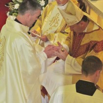 Homily for the Ordination of Liam O'Donovan SAC by Bishop Alphonsus Cullinan