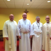 Pallottine Consecrations Dundrum 2017