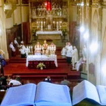 REFLECTION ON MY INDUCTION AS PARISH PRIEST – Eamonn Monson SAC