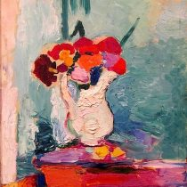 Love…sustains the artist – Henri Matisse