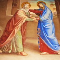 The Child In My Womb Leaped for Joy – Novena of Joyful Mysteries for May 25th