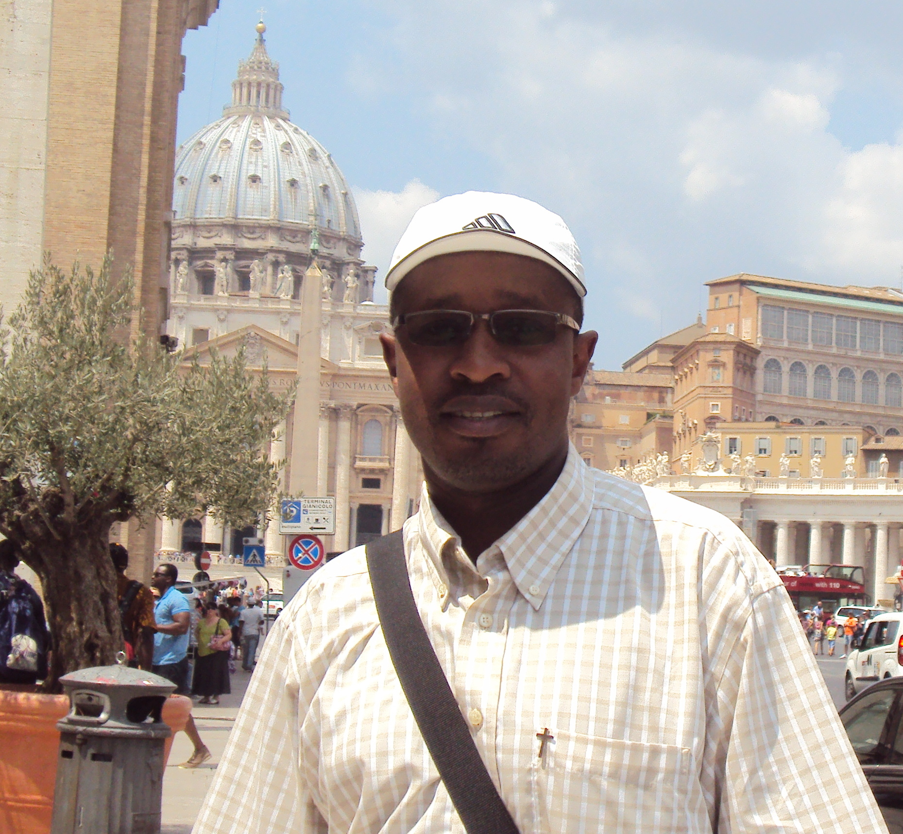 WHAT YOU LONGED FOR & WHAT YOU HAVE BECOME by Fr. Emmanuel Msuri sac