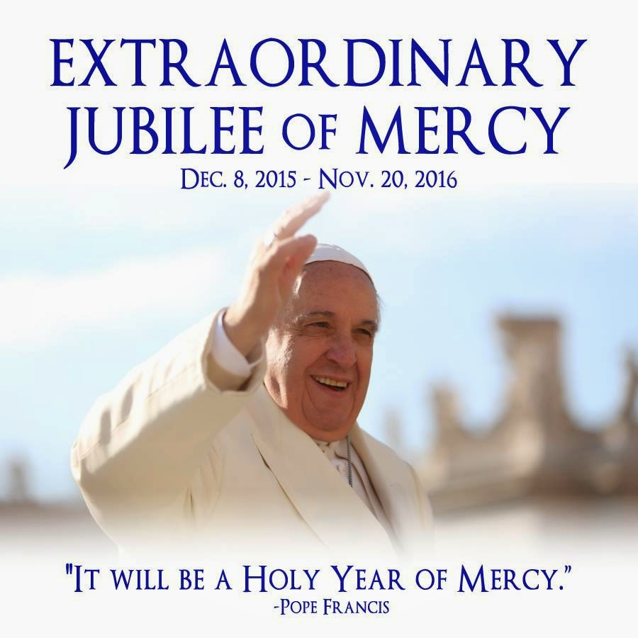 PRAYER FOR THE JUBILEE YEAR OF MERCY