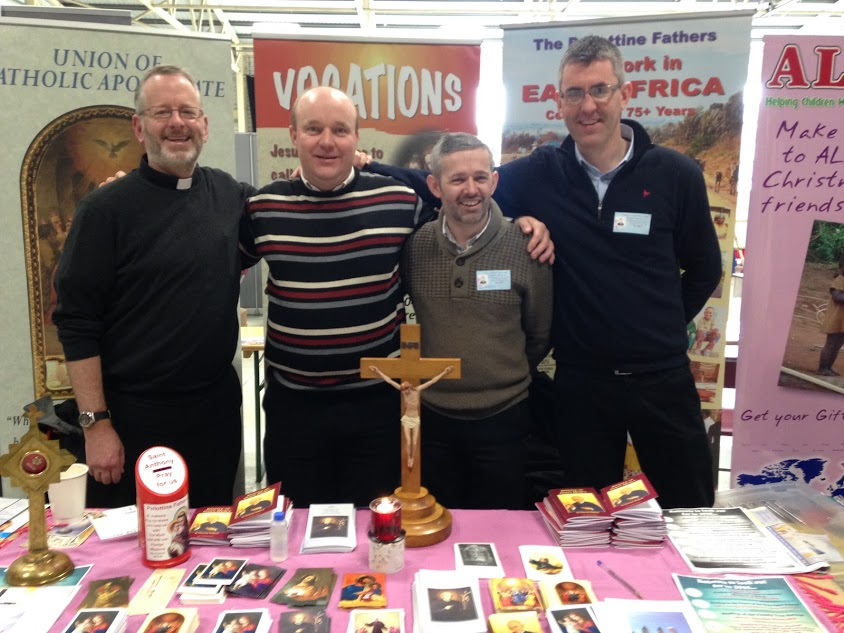 Pallottines Divine Mercy Conference Dublin 2016