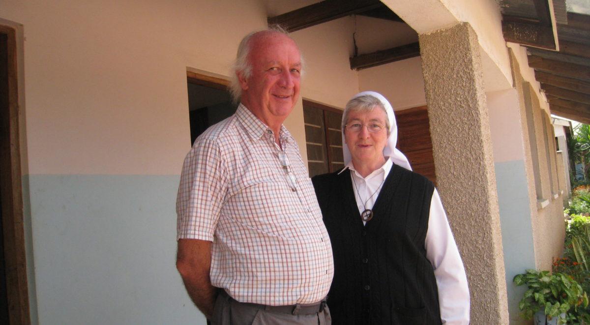 The Road From Killala to Singida: Pallottine Sr. Mary McNulty – Misean Cara