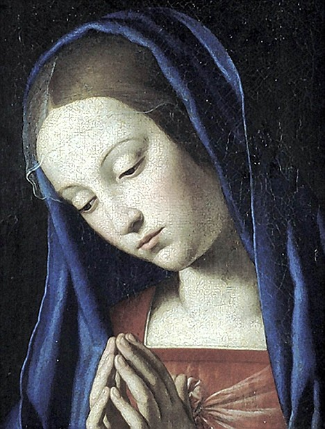 Blessed Mary: A Prayer