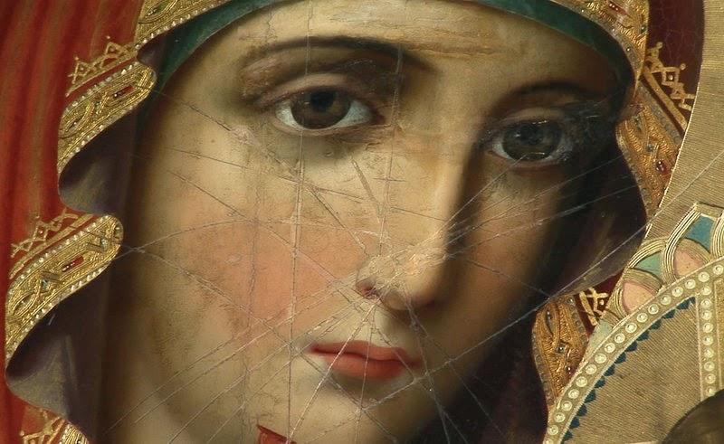 MARY (A Prayer)