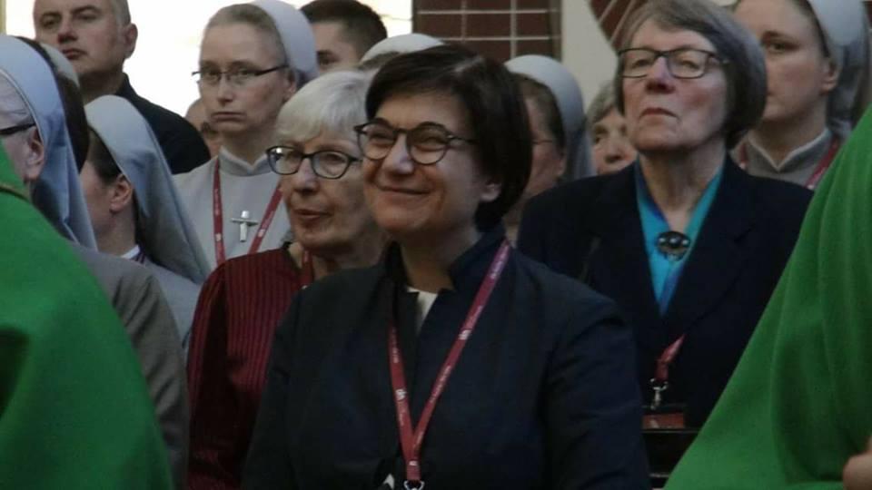 Donatella Acerbi re-elected President of the Union of Catholic Apostolate